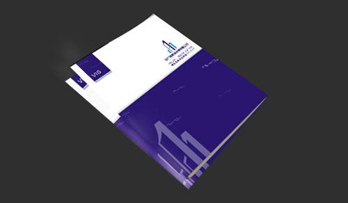 装饰公司 vi设计 封面设计