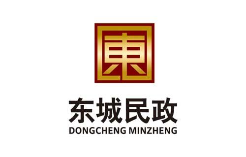 东城民政电力公司标志设计