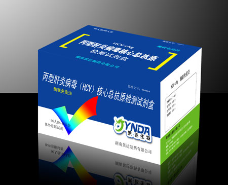 康达生物 药品包装设计